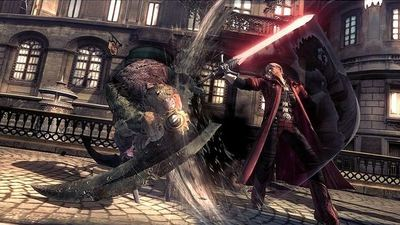 Devil May Cry 4 Screenshot - 1180105