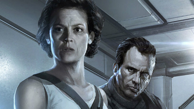 TV & Movie News Screenshot - alien neill blomkamp