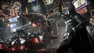 Batman: Arkham Knight Screenshot - 1180185