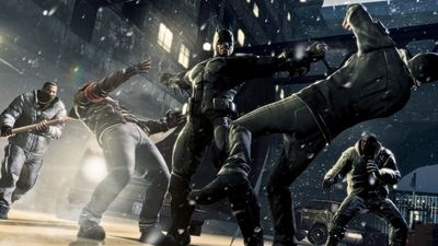 Batman: Arkham Origins Screenshot - 1180236