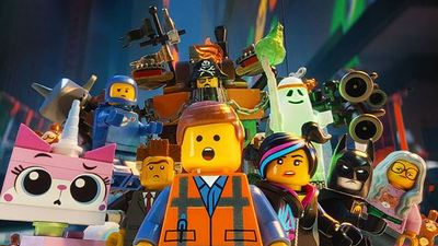 TV & Movie News Screenshot - lego movie