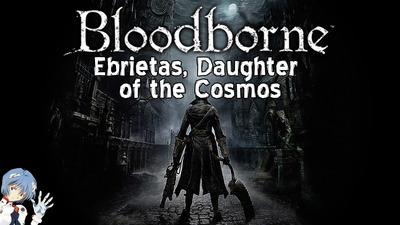 Bloodborne Screenshot - Ebrietas, Daughter of Cosmos Boss Fight