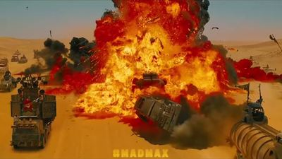 Mad Max: Fury Road (2013) Screenshot - 1180378