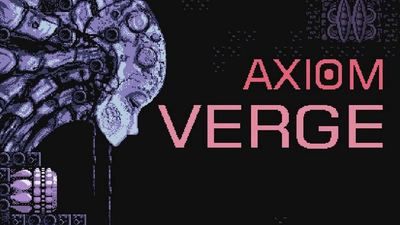 Axiom Verge Screenshot - Axiom Verge