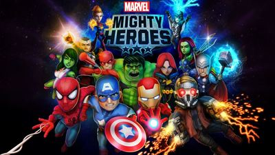 Marvel Mighty Heroes Screenshot - marvel mighty heroes