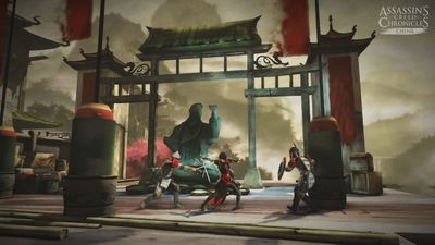 Assassin's Creed Chronicles Screenshot - 1180502