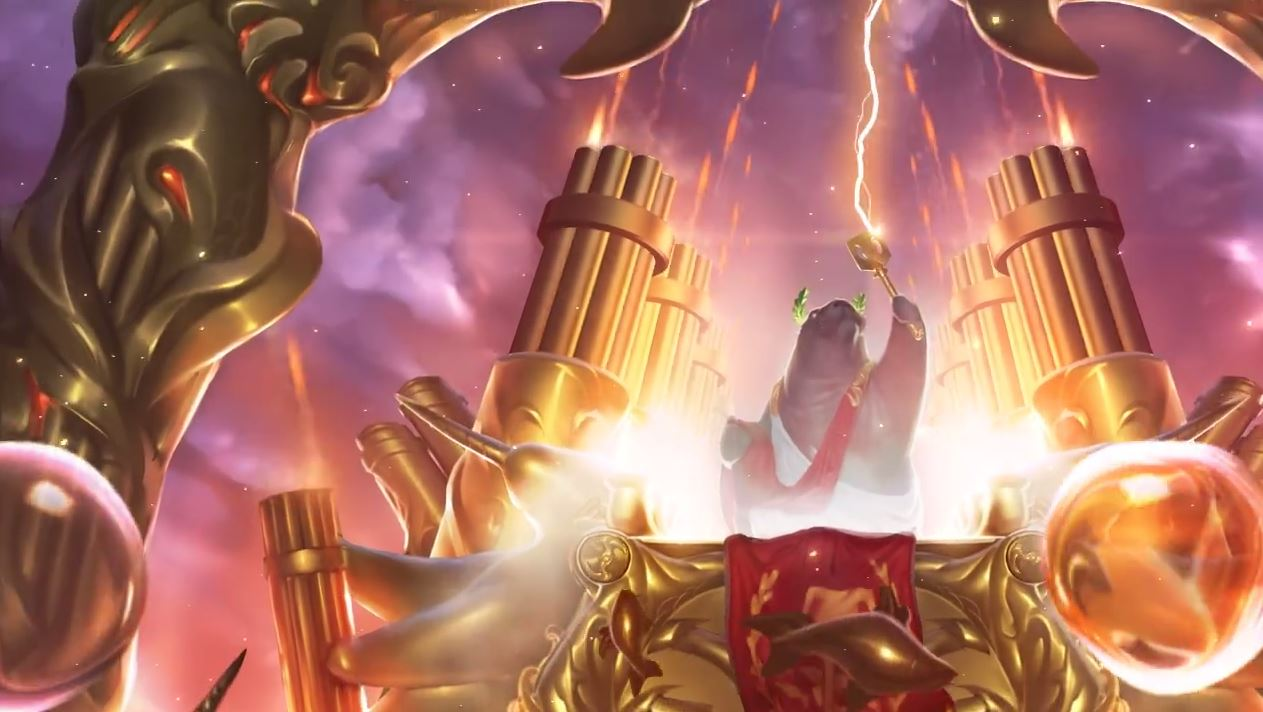 League of Legends' new Urf splash screen is everything you ...