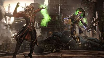Mortal Kombat X Screenshot - 1180580
