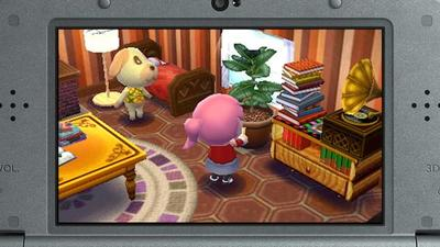 Mario Kart 8 Screenshot - Animal Crossing: Happy Home Designer
