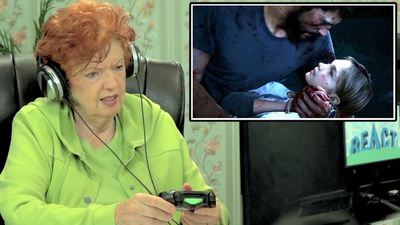 The Last of Us Screenshot - elders react