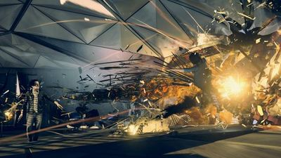 Quantum Break Screenshot - 1180615