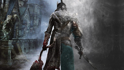 Bloodborne Screenshot - Bloodborne or Dark Souls