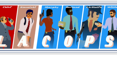 LA Cops Screenshot - la cops