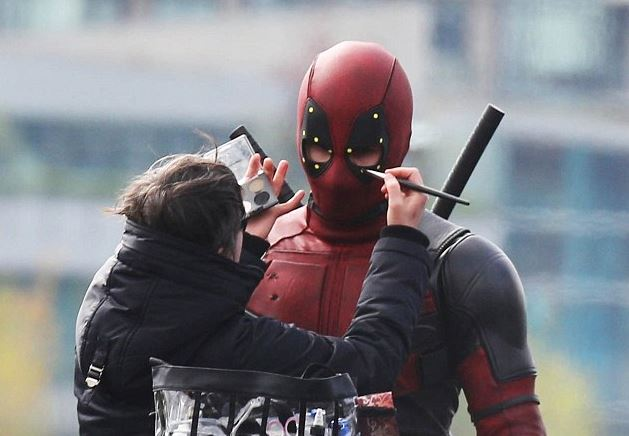 Deadpool Without Cancer | www.imgkid.com - The Image Kid ...