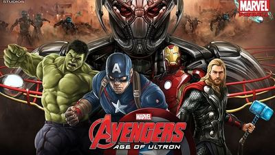 avengers age of ultron pinball