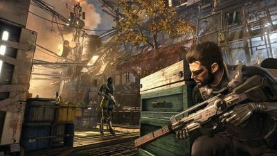 Deus Ex: Human Revolution Screenshot - 1180827