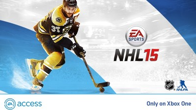 NHL 15 Screenshot - 1180924