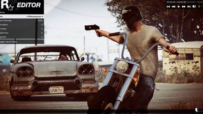 Grand Theft Auto V Screenshot - 1181017