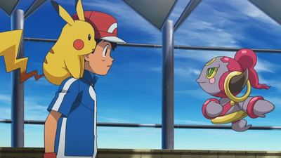 Pokémon X and Pokémon Y Screenshot - Pokemon The Movie: Hoopa and the Clash of Ages