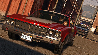 Grand Theft Auto V Screenshot - GTA V PC
