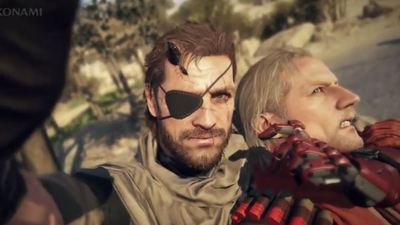 Metal Gear Solid V: The Phantom Pain Screenshot - 1181431