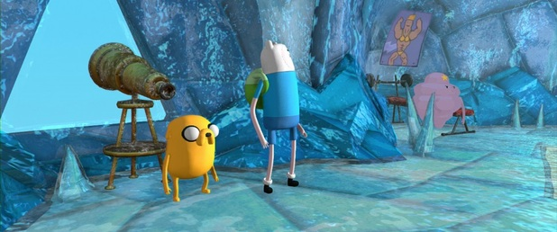 Adventure Time: Finn and Jake Investigations - Feature