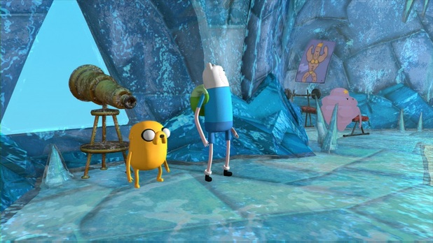 Adventure Time: Finn and Jake Investigations Screenshot - 1181432