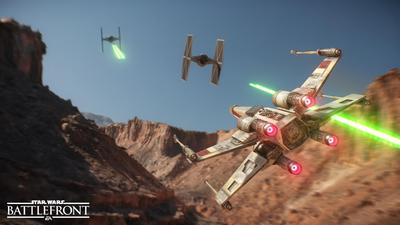 Star Wars: Battlefront (DICE) Screenshot - 1181438
