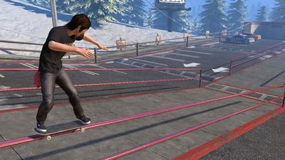 Tony Hawk's Pro Skater HD Screenshot - 1181446