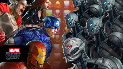 Marvel Puzzle Quest Screenshot - 1181464