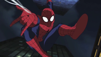 TV & Movie News Screenshot - ultimate spider-man disney xd