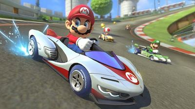 Mario Kart 8 Screenshot - 1181513