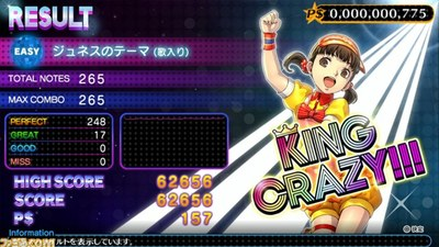 Persona 4: Dancing All Night Screenshot - 1181517