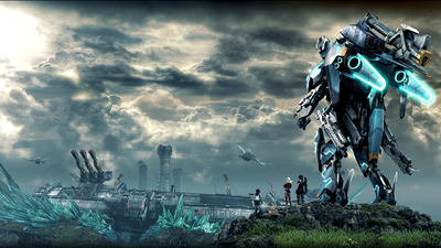 Xenoblade Chronicles Screenshot - 1181519