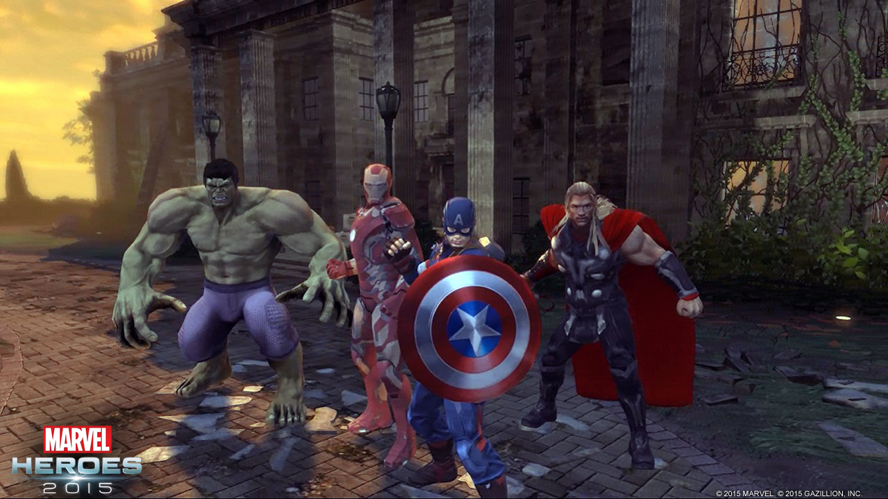 marvel heroes 2015 to also celebrate the release of avengers  age of ultron