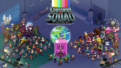 Chroma Squad Screenshot - 1181590