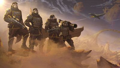 Helldivers Screenshot - Helldivers