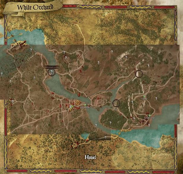 The Witcher 3: Wild Hunt's map is bigger than GTA 5 and Far Cry 4 ...