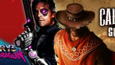 ubisoft arcade steam midweek madness, call of juarez gunslinger, far cry 3 blood dragon