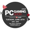 PC Gaming Show E3 2015 press conference