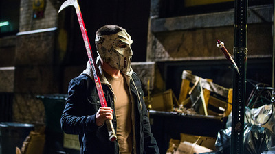TV & Movie News Screenshot - Stephen Amell as Casey Jones in TMNT 2