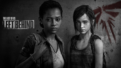 The Last of Us Left Behind - PS4 PS3