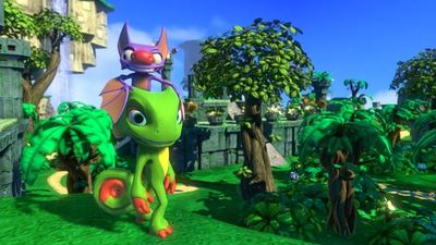 Yooka-Laylee Screenshot - 1181938