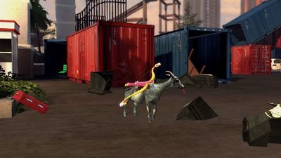 Goat Simulator Screenshot - 1182090