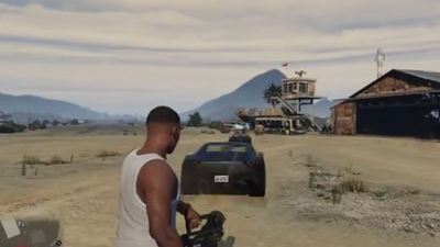 Grand Theft Auto V Screenshot - GTA 5 mods