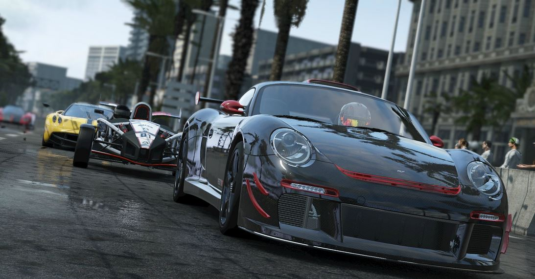 Project CARS on PS4, Xbox One and Steam