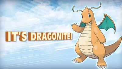 Dragonite Pokémon X, Pokémon Y, Pokémon Omega Ruby, and Pokémon Alpha Sapphire