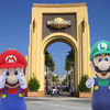 Universal Parks and Resorts - Nintendo - Mario - Luigi
