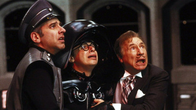 Spaceballs PlayStation Network maintenance