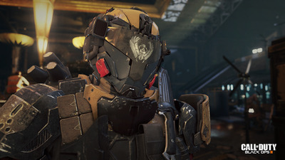 Call of Duty: Black Ops 3 Ramses Station - Armored Guard